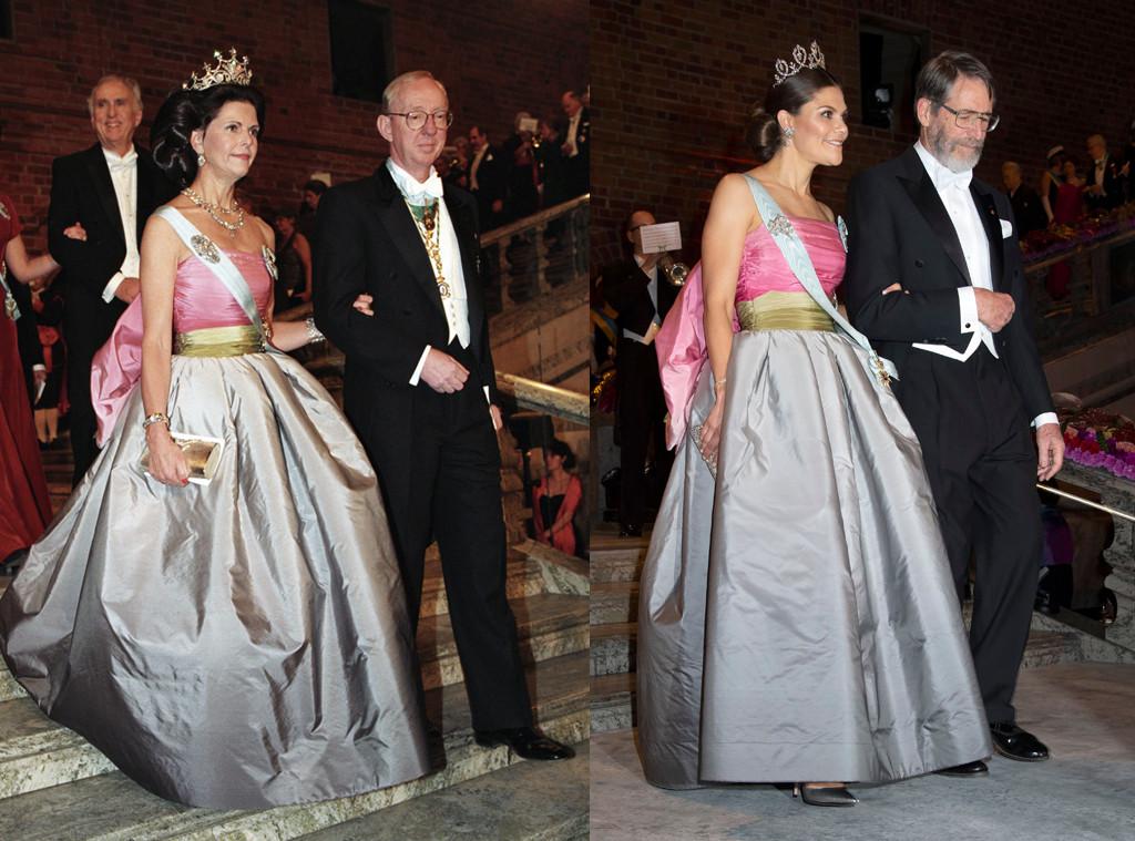 Princess Victoria, Queen Silvia
