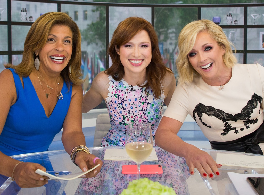 Jane Krakowski -  The  30 Rock  fan favorite always brings the laughs and humor when she co-hosts on  Today . We don't see that changing in 2019.