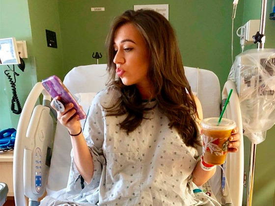 Colleen Ballinger, a.k.a. YouTube's Miranda Sings, Gives Birth
