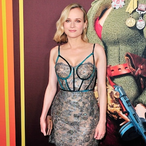 Diane Kruger, Welcome To Marwen Premiere