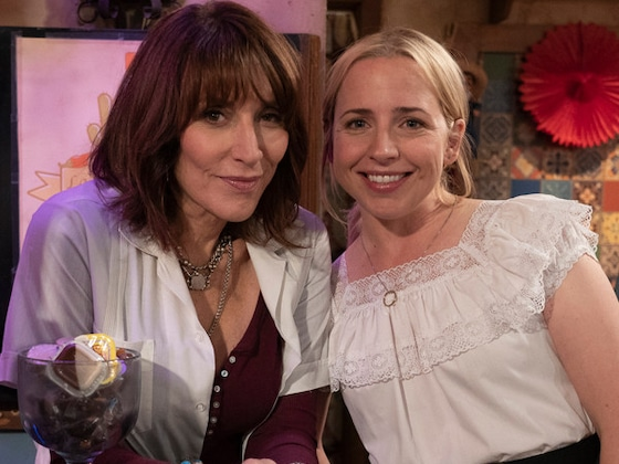 <i>The Conners</i> Sneak Peek: Is Dan Moving on With Katey Sagal's Louise?