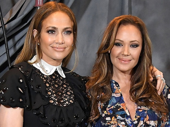 Leah Remini Just Revealed Her Support for Jennifer Lopez and Alex Rodriguez's Romance