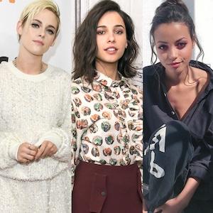Kristen Stewart, Naomi Scott, Ella Balinska