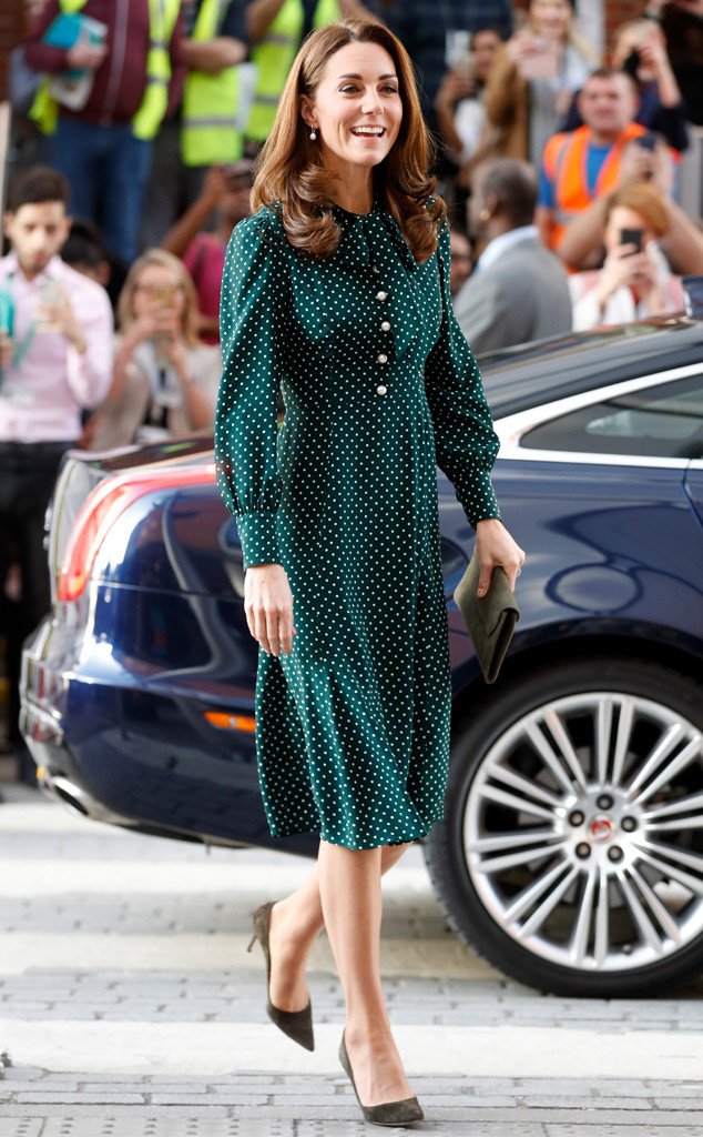 Kate Middleton, Evelina London Children's Hospital Visit