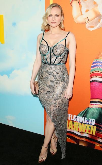ESC: Best Dressed, Diane Kruger
