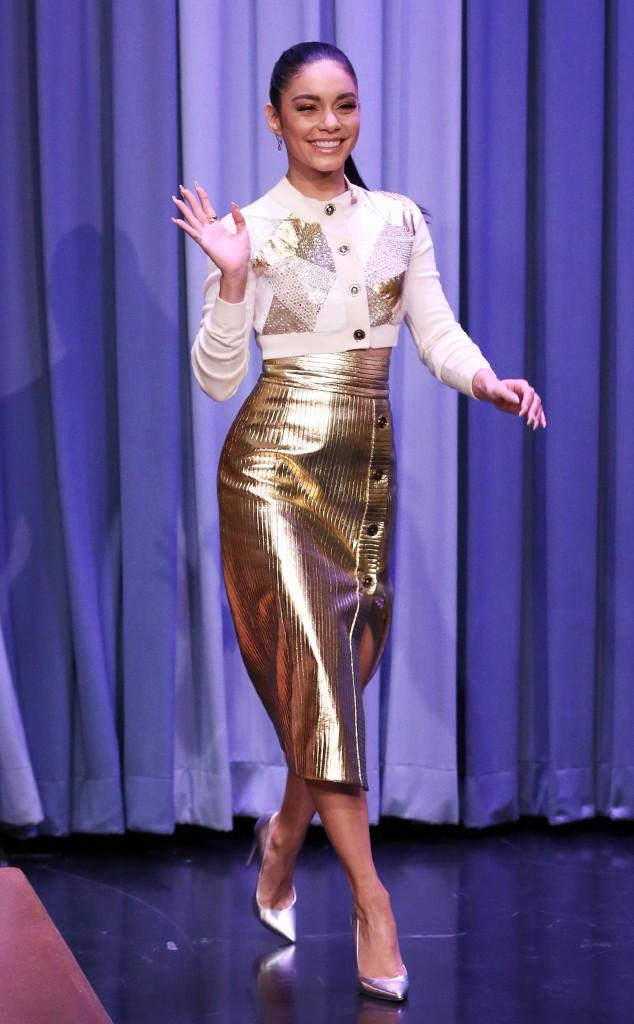 ESC: Best Dressed, Vanessa Hudgens