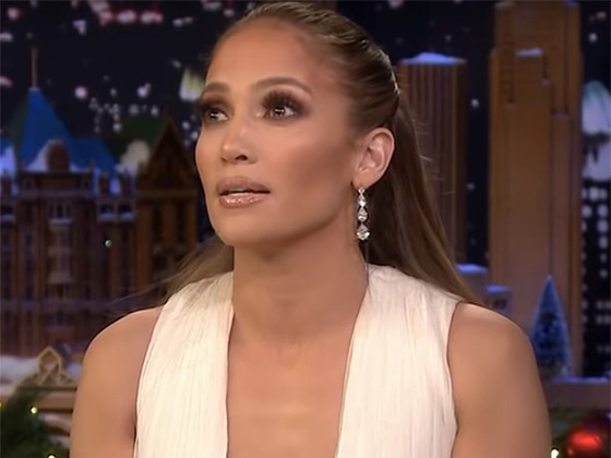 Jennifer Lopez Nearly Cries Talking About Directing Her Daughter