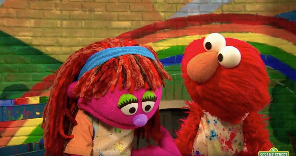 Sesame Street Introduces First Homeless Muppet