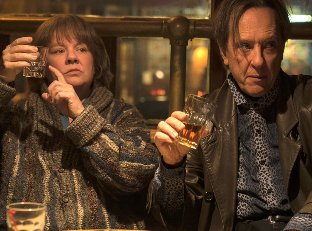 Melissa McCarthy, Richard E Grant, Can You Ever Forgive Me, SAG Awards Stills