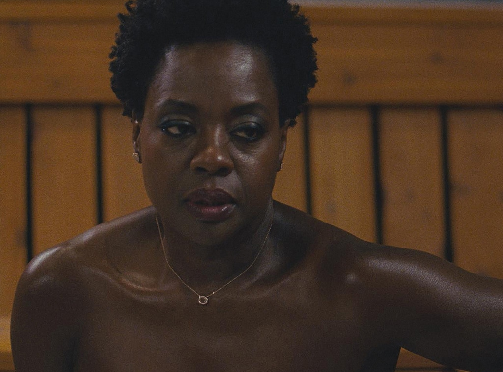 Viola Davis, Widows, SAG Awards Stills