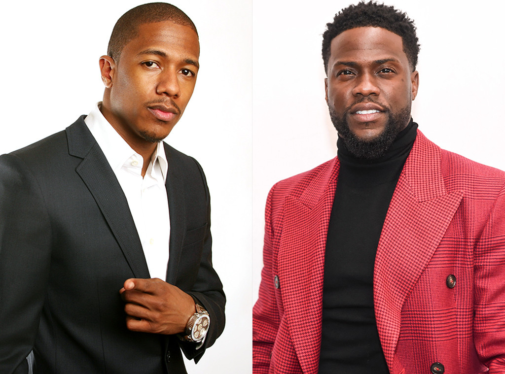 Nick Cannon, Kevin Hart