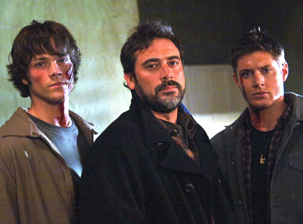 Jeffrey Dean Morgan, Supernatural, Jensen Ackles