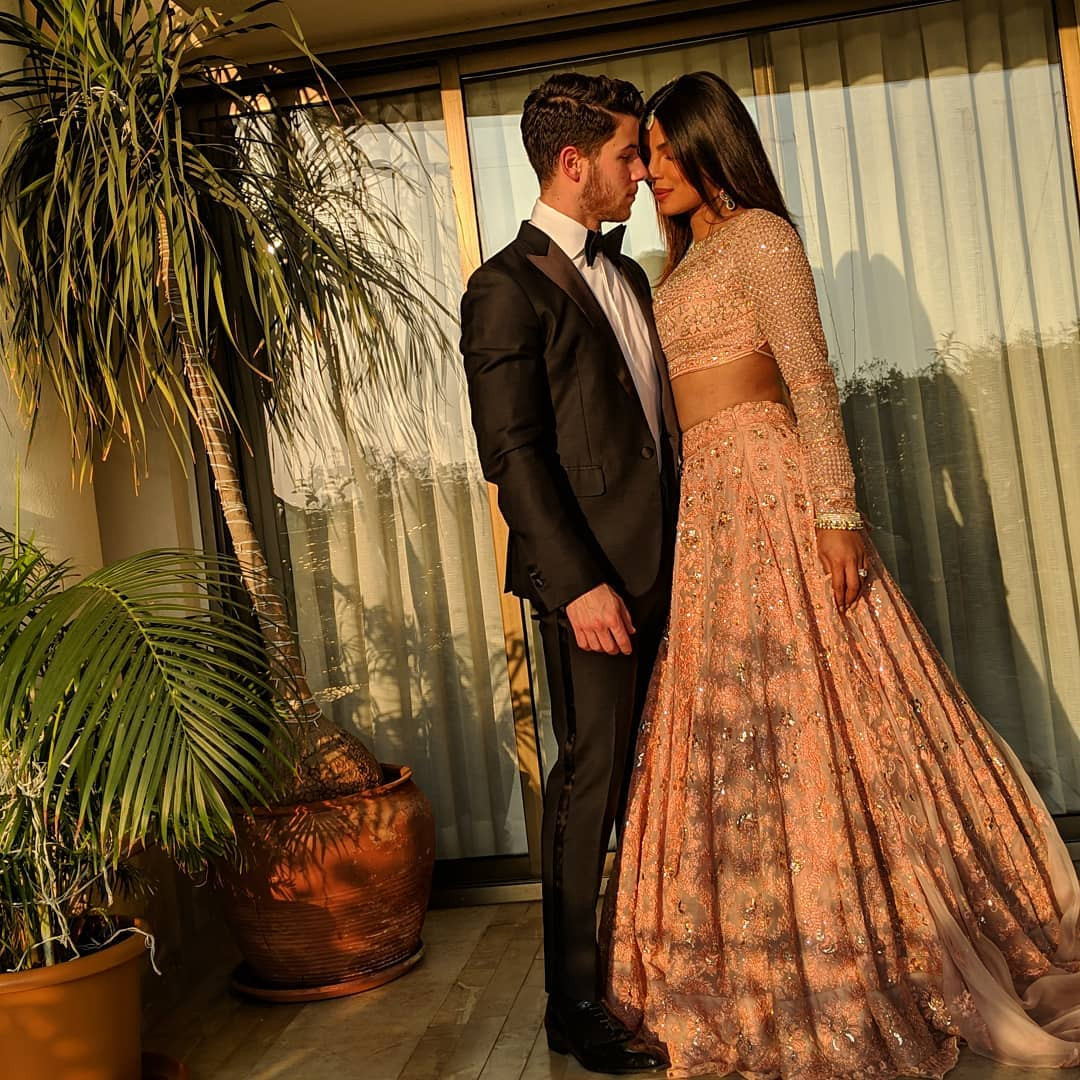 priyanka chopra and nick jonas steal the show at another