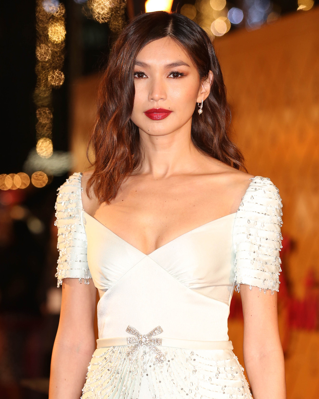 f4a4ff322a330 Gemma Chan Sparkles Like a Holiday Angel and More Best Dressed Stars ...