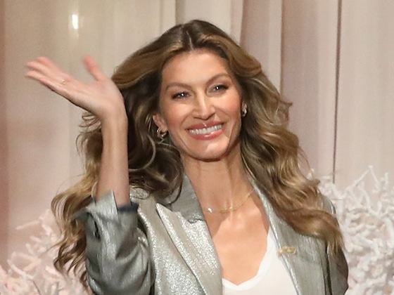 Gisele Bündchen Reveals the One Thing Tom Brady Isn't Good At