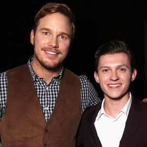 Chris Pratt, Tom Holland
