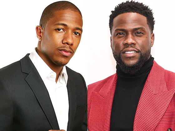 Nick Cannon Dishes on Kevin Hart Oscars Drama and the Relationship Advice He Gave Pete Davidson