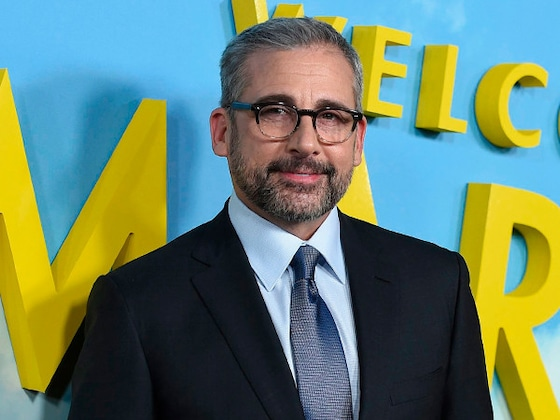 Steve Carell Doesn't Think He's Getting Hotter With Age—but Leslie Mann Disagrees