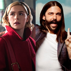 Chilling Adventures of Sabrina, Queer Eye, Best 2018 TV Shows