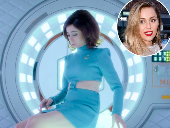 Miley Cyrus Will Apparently Be in <i>Black Mirror</i> Season 5