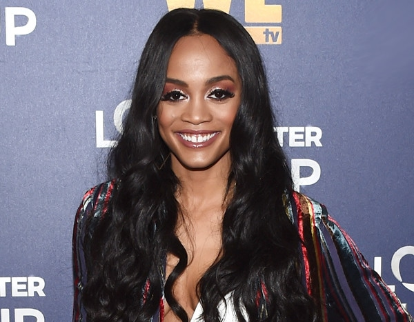 Rachel Lindsay Sounds Off on Drew Brees' Apology, Hannah Brown & More - E! NEWS