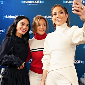 Vanessa Hudgens, Leah Remini, Jennifer Lopez