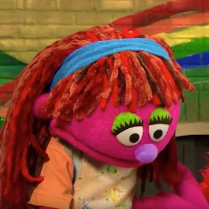Lily, Sesame Street