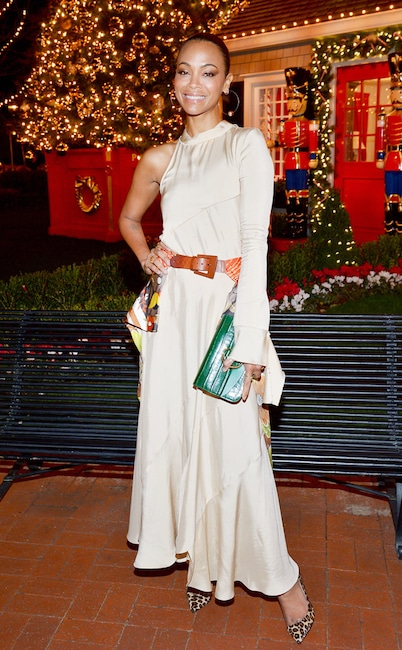 ESC: Best Dressed, Zoe Saldana