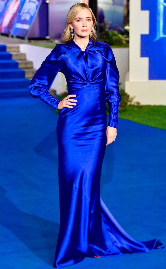 ESC: Best Dressed, Emily Blunt