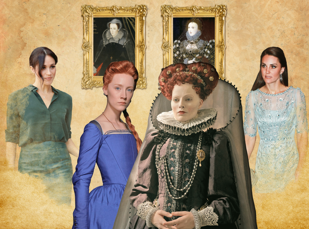 Mary Queen of Scots Feature