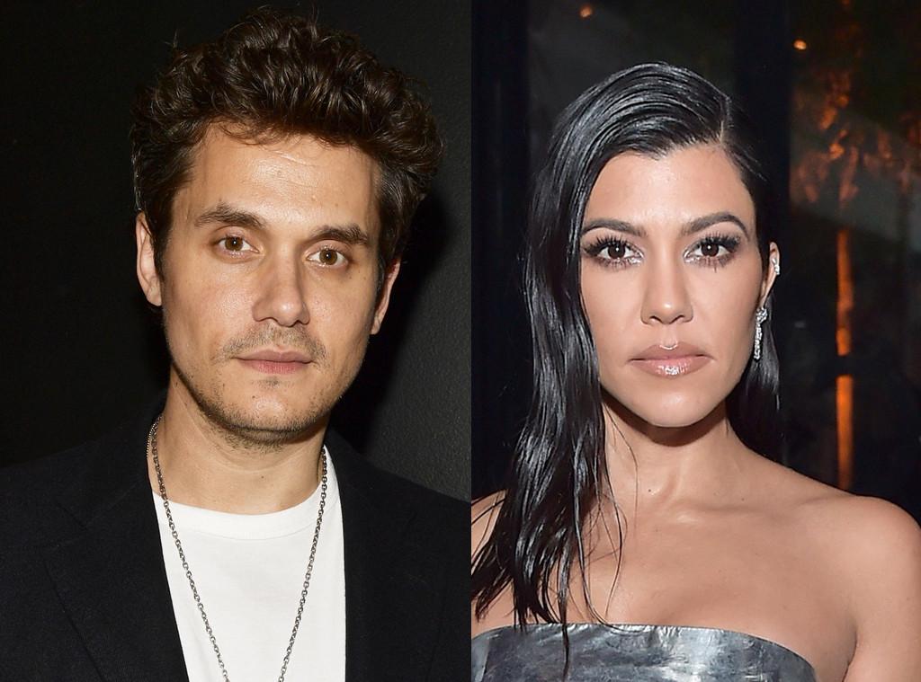 John Mayer, Kourtney Kardashian