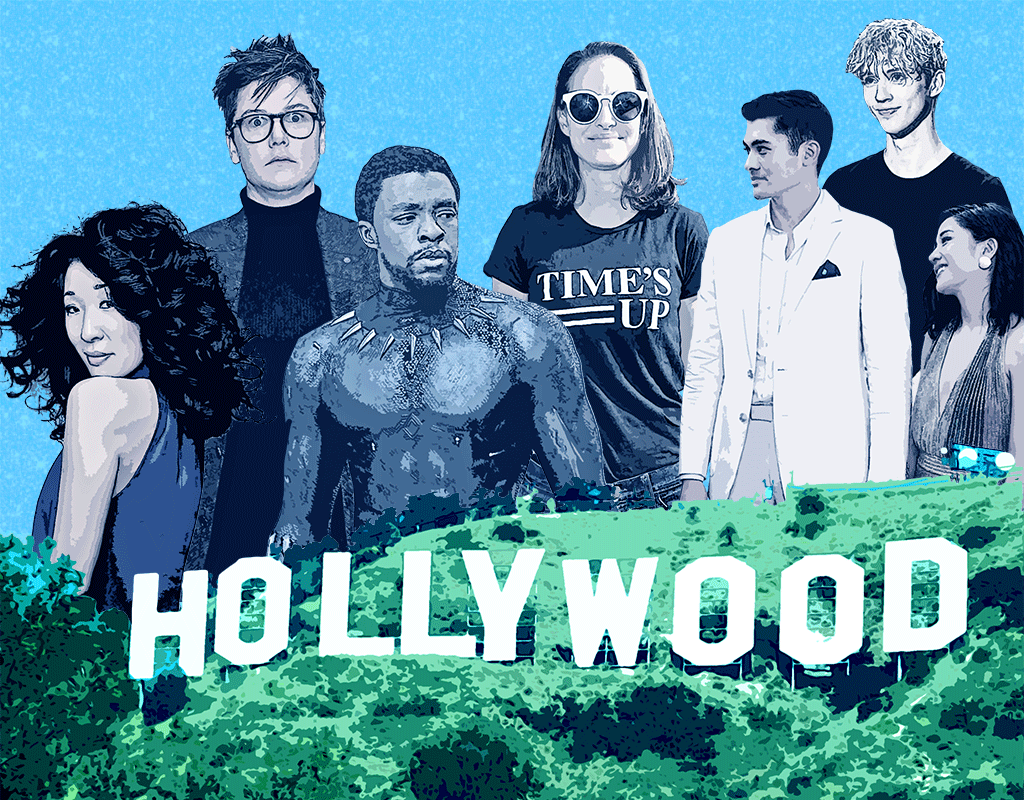 The Year In... 2018 Hollywood Representation, Feature