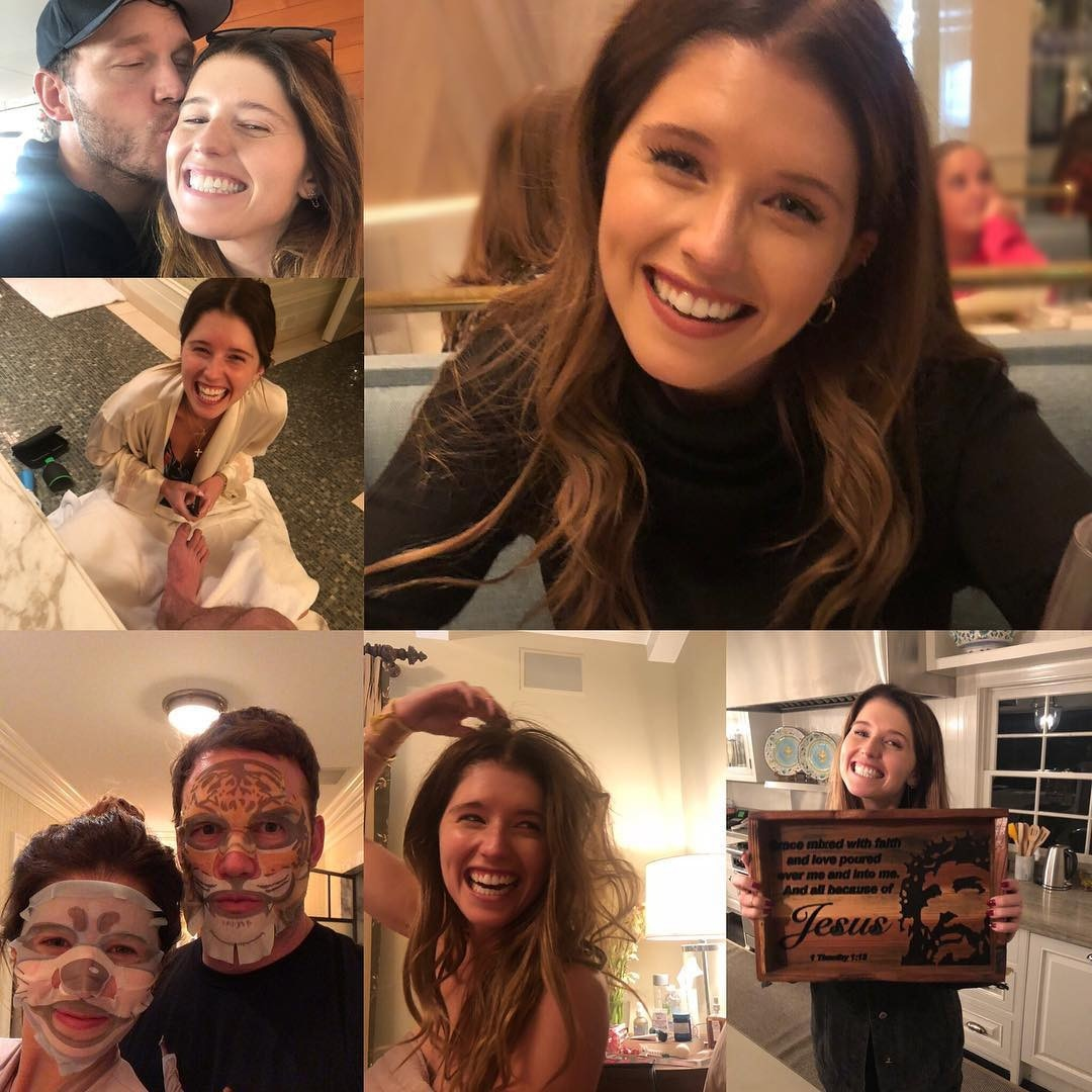 Chris Pratt gushes over girlfriend Katherine Schwarzenegger in cute Instagram post