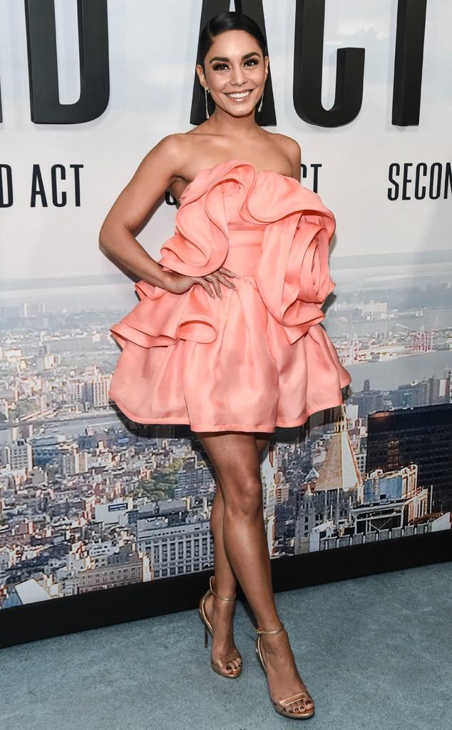 Vanessa Hudgens, Second Act Premiere