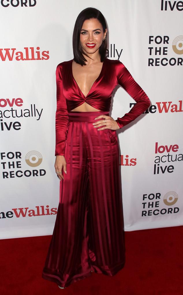 Jenna Dewan, Love Actually Live