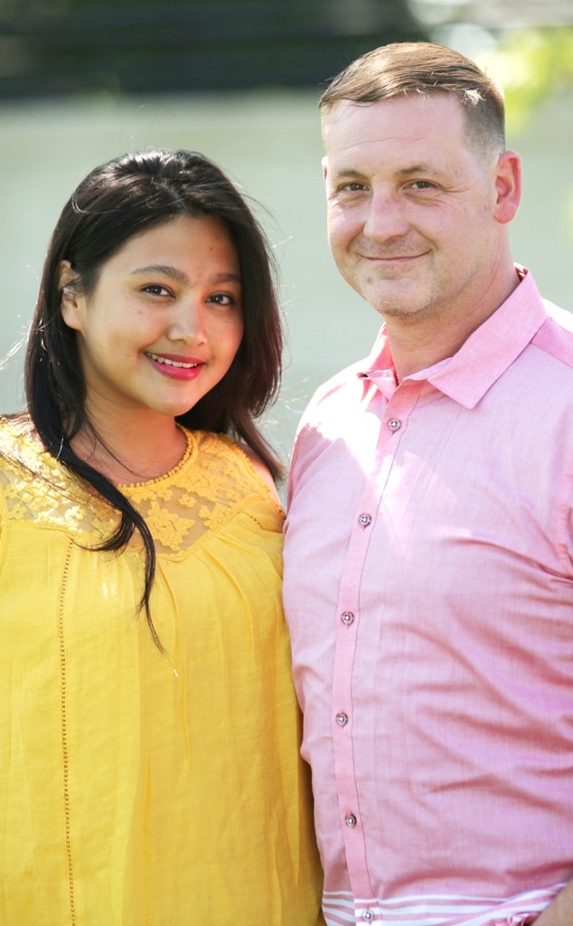 90 Day Fiance, Eric and Leida