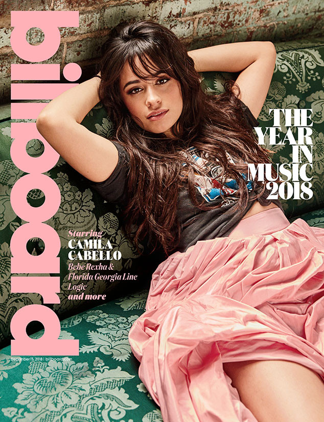 Camila Cabello, Billboard, Year in Music 2018