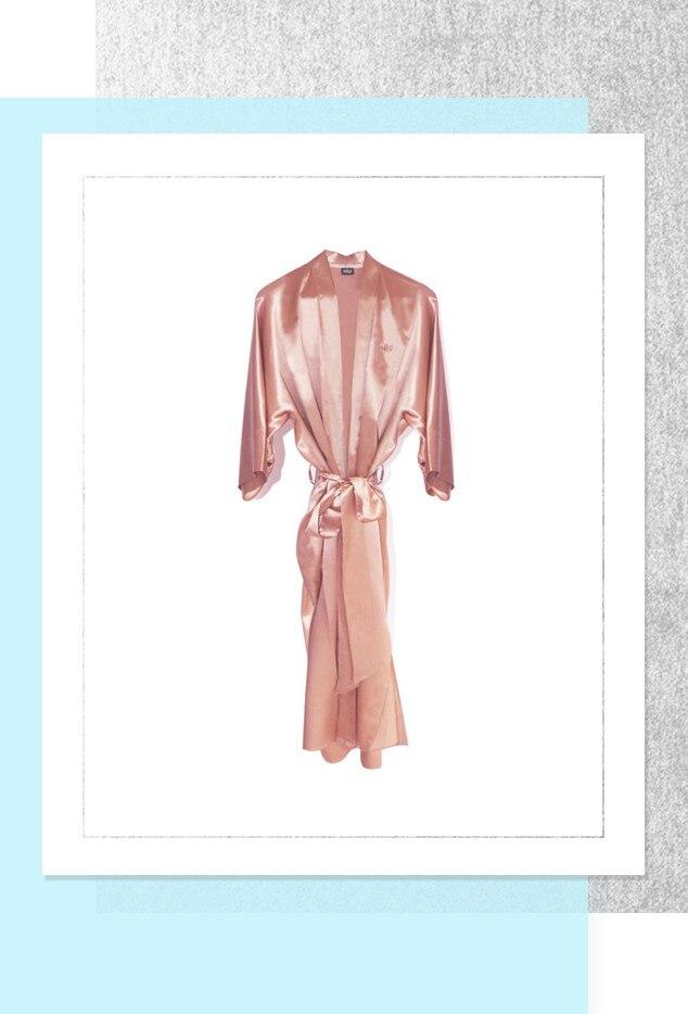 Slip Silk Robe - BUY IT NOW