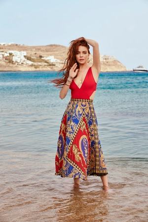 Lindsay Lohan, Lindsay Lohan's Beach Club