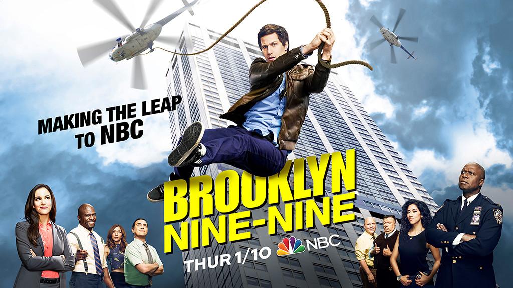 Brooklyn Nine-Nine, Key Art, Season 6