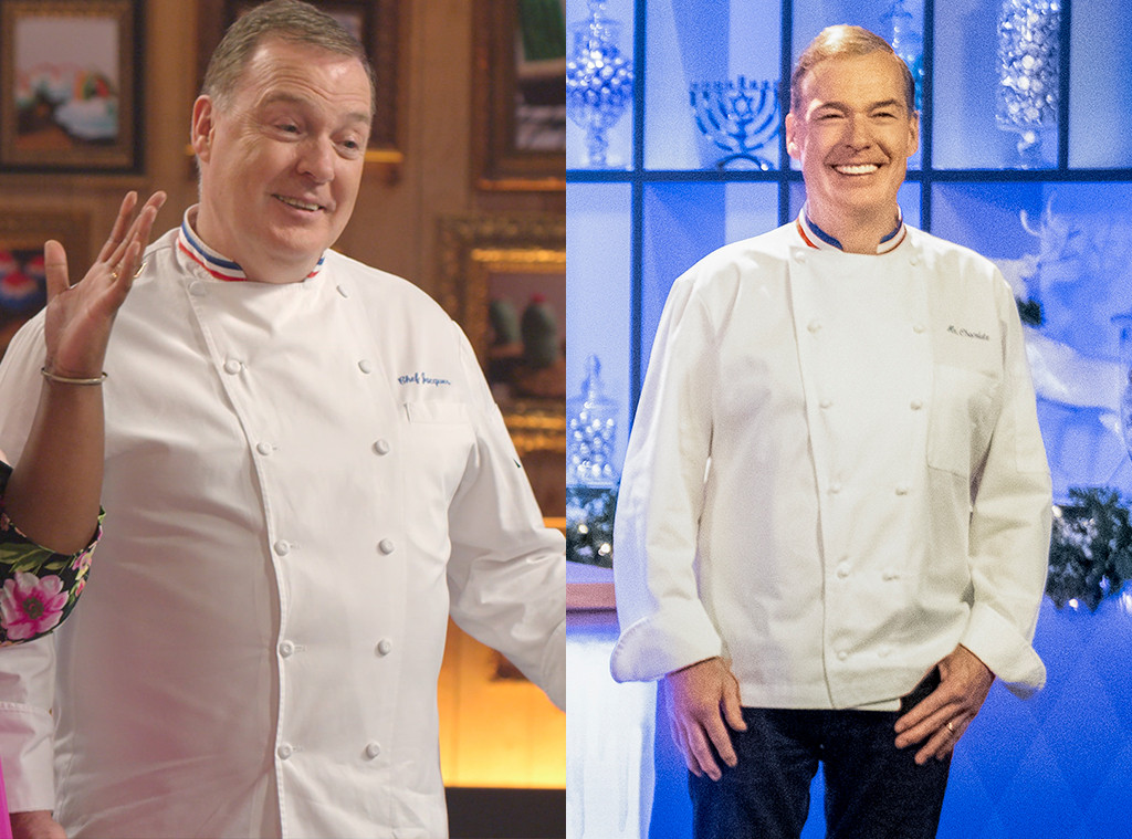 Jacques Torres, Nailed It!, Weight Loss