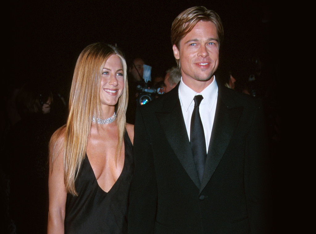Jennifer Aniston, Brad Pitt, 2000 Oscars, Vanity Fair Party