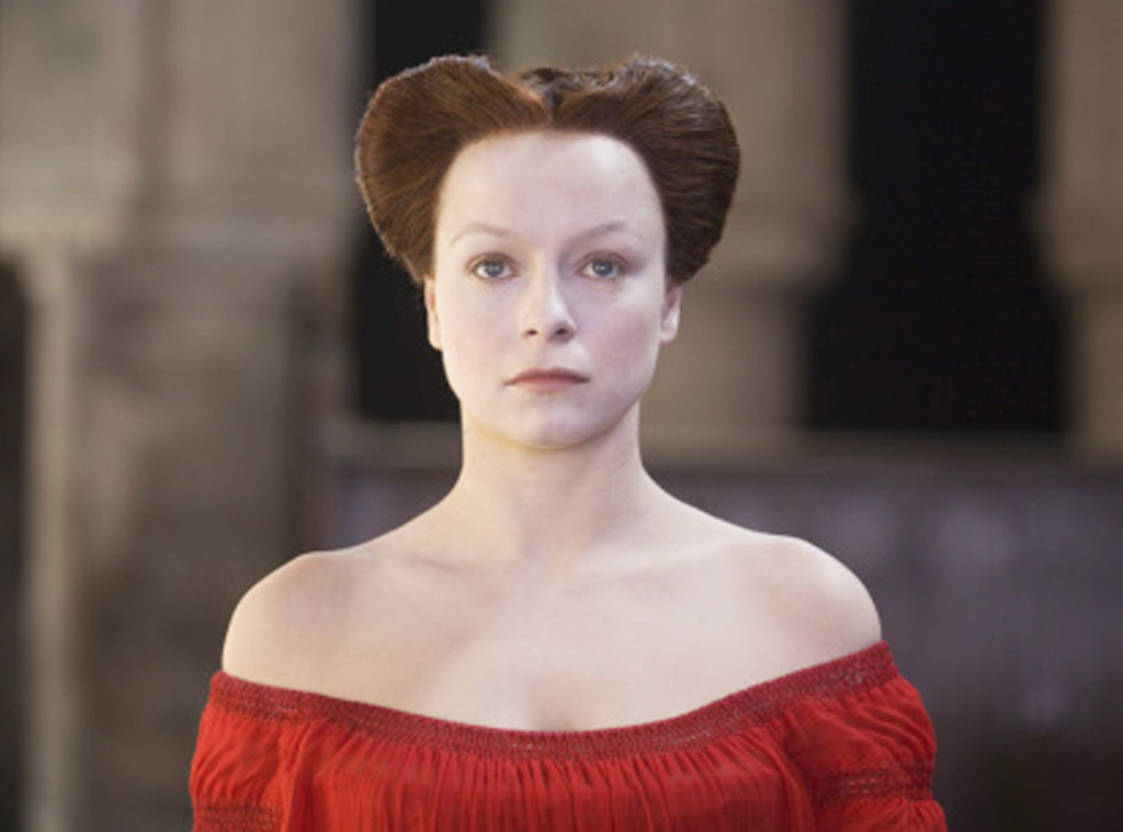 Samantha Morton, Mary, Queen of Scots