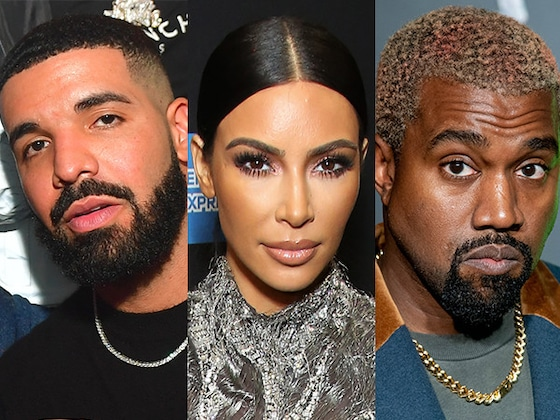 Why Kim Kardashian Defended Kanye West as He Waged War on Drake