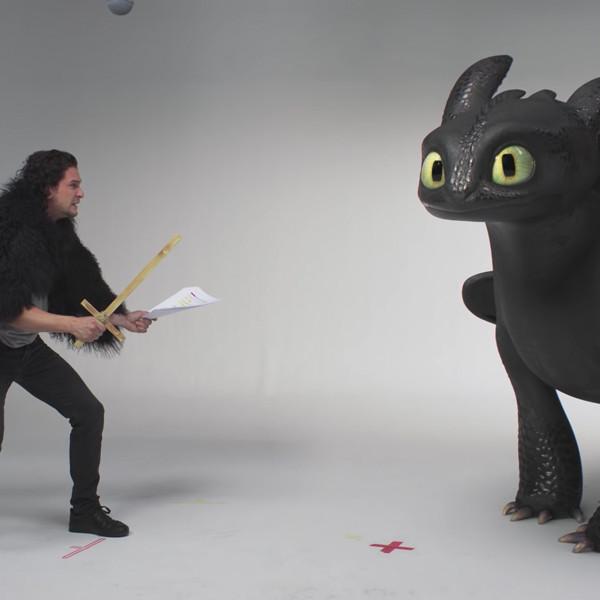 Kit Harington, How to Train Your Dragon