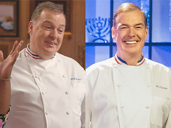 <i>Nailed It!</i>'s Jacques Torres Shares the Secret to His 60-Lb. Weight Loss