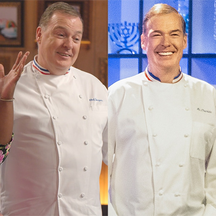 Nailed It S Jacques Torres Shares The Secret To His 60 Lb Weight