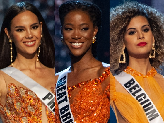 See the Miss Universe 2018 Contestants Model Their Evening Gowns