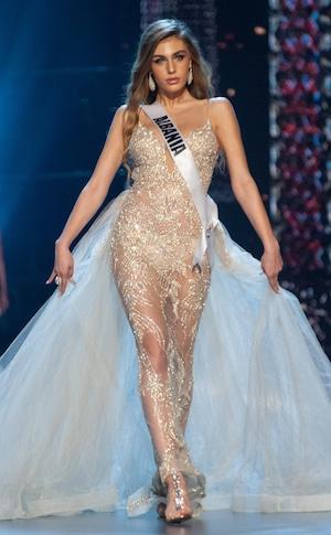 Miss Albania, Miss Universe 2018