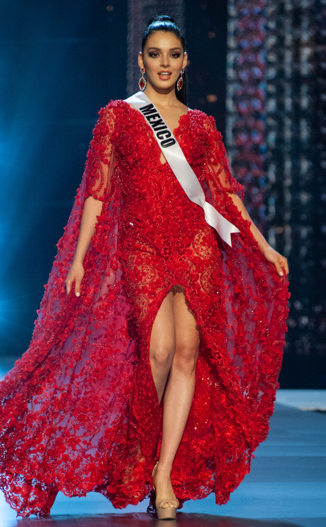 Miss Mexico, Miss Universe 2018